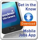 Sodexo Launches First Mobile App Allowing Candidates to Apply for Jobs Directly from Phone