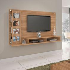 Home Design Ideas Wall Unit Designs, Living Room Tv Unit Designs, Tv Unit Decor, Tv Wall Decor, Bedroom Tv Wall, Bedroom Decor, Tv Shelf Design, Living Room Chairs, Living Room Decor