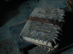 Harry Potter-The Monster book of Monsters