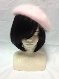Beret in Pink from Pink Latte - Lolita Desu