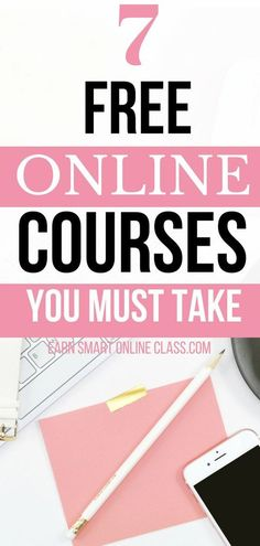 If you are looking for free online courses for beginners, then you are at the right place. We have free online courses for everyone. Whether it's transcription, virtual assistance, scoping, blogging or Amazon FBA, this is the place to be. Jumpstart your work from home career today! #freecourses #learnnewskills #workfromhome #onlinecourses #makemoneyonlinefree #waystoworkfromhome #tipsforworkingfromhome #careersfromhome #athomecareers Make Money Blogging, Make Money Online, How To Make Money, Money Tips, Learn Online, Blogging Ideas, Online Earning, Saving Money, Online College