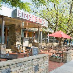 Einstein's in Midtown