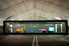 Derin design booth at Istanbul Design Week