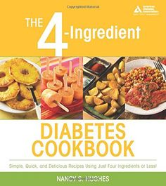 The 4-Ingredient Diabetes Cookbook >>> You can find more details by visiting the image link.