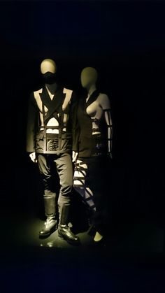Gaultier exhibition - 2014