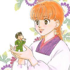 すっかり夜型になってきつつあるここちょっと。今日はそろそろ休みます。 作品表紙のイラストを電子書籍の表紙にするために少し加工。「続・橘屋繁盛記」のオヤジと女将さんの若い頃。 ほのぼのカップルです💕  #イラスト #illustration #イラストレーション #まんが #manga #表紙 #コピック #デジタル #もとpfukudamotoko2017/10/28 02:43:19