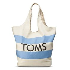 Tote Bags – $12, TOMS Now Available at Target