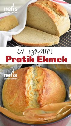 Evden kmadan Ekmek Videolu Tarifi nas l yap l r 400 ki inin defterindeki bu tarifin resimli anlat m ve deneyenlerin foto raflar burada Outdoor Kitchen Patio, Turkish Breakfast, Ramadan, How To Make Bread, Food Videos, Natural Remedies, Food And Drink, Yummy Food, Delicious Recipes