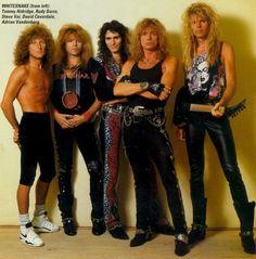 Whitesnake (w/ Steve Vai)