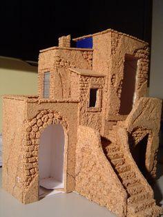 it forum topic. Christmas Nativity Scene, Christmas Villages, Nativity Scenes, Miniature Crafts, Miniature Houses, Vitrine Miniature, Free To Use Images, Ceramic Houses, Decorative Tile