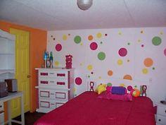 Bedroom Casual Interior Design Using Pink Comforter Platform Bed With  Bedroom Wallpaper Ideas