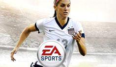 #Women to be Seen on the Covers of #FIFA16 #football #footballlovers
