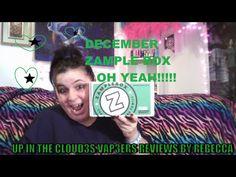 MY DECEMBER ZAMPLEBOX - YouTube