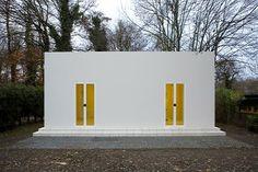 Haus ohne Eigenschaften / Oreyzi hat Ungers-Entwurf in Köln realisiert