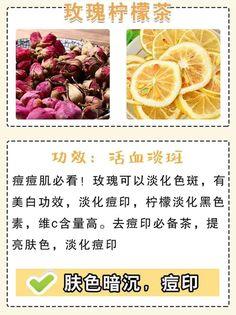 Chinese Herbal Tea, Tea Benefits, Flower Tea, Fruit Juice, Tea Roses, Juices, Diet Recipes, Detox, Herbalism