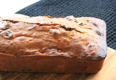 Whats not to love when you add Crio Bru to anything, but chocolate banana bread? Match made in heaven!
