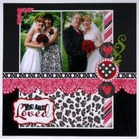 A Project by Mendi Yoshikawa from our Scrapbooking Gallery originally submitted 01/22/13 at 08:21 PM
