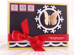 Created by Debbie Marcinkiewicz using the Fancy Monograms stamp set from www.papersweeties.com!
