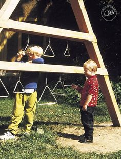 triangles...must add this to the playscape!