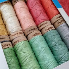 ♥ Threads...