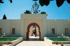 Seabel Alhambra Beach Golf & Spa **** Indgangsparti