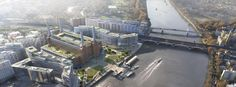 New Apple Campus Planned at Historic Battersea Power Station London
