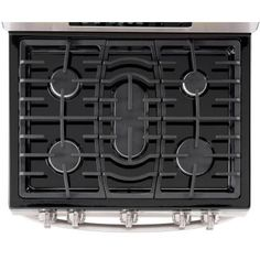 Gas stove top! - If this is a stove top, I want it!!!!