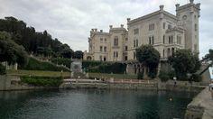 Fa assaporare l'aria romantica dell'800 - Recensioni su Castello di Miramare, Trieste - TripAdvisor