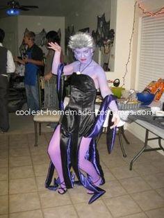 Coolest Ursula Costume