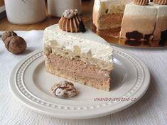 Ořechovo-karamelový dort s hruškami - Víkendové pečení Pavlova, Red Velvet, Vanilla Cake, Cheesecake, Yummy Food, Baking, Desserts, Russian Recipes, Blog