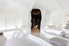 Susan Lake Lighting Design Aukett Swanke Sleep Set