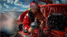 Dongfeng Race Team - Volvo Ocean Race © Yann Riou / Dongfeng Race Team /Volvo Ocean Race