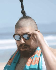 New party member! Tags: party beach epic sunglasses malibu the fat jew checking out malibu rum because summer well hello there take an extra look