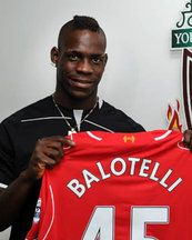 'A stroke of genius!' How Liverpool fans reacted when Mario Balotelli joined in 2014