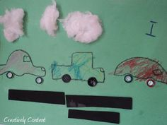 Creatively Content: a few little boy crafts