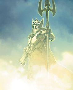 Odin by Esad Ribic