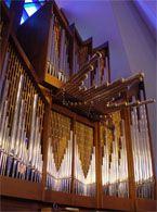 1987 Marcussen organ at First United Methodist Church, Fort Collins, CO
