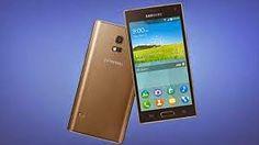 Mobile World: Samsung Z Smart Phone