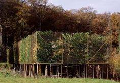 Arquitectura camuflada. - Urbanarbolismo