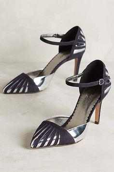 5253c23b4ef Miss Albright Deco D Orsay Heels