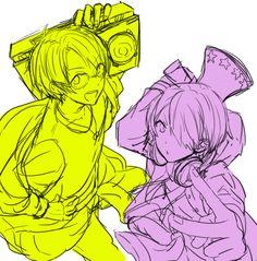 Makoto & Shinobu | Ensemble Stars!