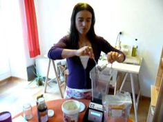 Ilanta shows her Maccucino recipe - a wonderful creamy energising drink with Maca and almond butter - simple to prepare and with raw ingredients. Samara, Drinks, Youtube, Recipies, Drinking, Beverages, Drink, Youtubers, Beverage