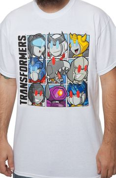 Little Transformers Shirt