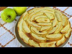 TORTA DI MELE SENZA ZUCCHERO AGGIUNTO - Ricetta con Stevia - YouTube