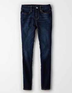 Shop at American Eagle for Jeggings that look as good as they feel. Browse our jeggings in different rises (from low to highest), in different washes and stretch levels. Ae Jeans, High Jeans, High Waist Jeans, Jeans Pants, Soft Pants, Patterned Leggings, Mens Outfitters, Dark Wash Jeans, American Eagle Jeans
