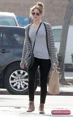 jennifer lawrance style | Jennifer Lawrence Style 6 | ArtsyArchitette: