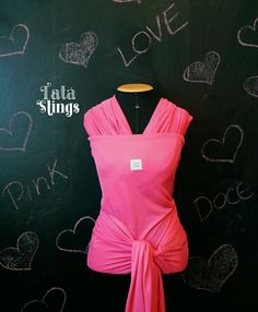 Tatá Sling Dry fit Tutti Fruit! Para os Pink lovers