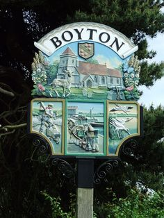 English Village, Decorative Signs, Signage Design, Shop Signs, Amazing Architecture, Ceilings, Clocks, Wales, The Neighbourhood