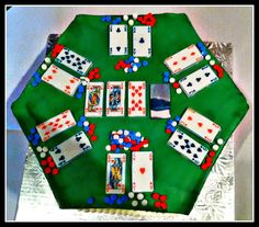 groom's cake...perfect for my gambling man.