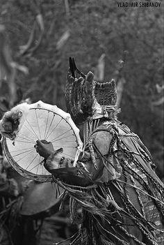 Shaman's flight. Adyg Eeren shamanic society in Tuva | Flickr - Photo Sharing!